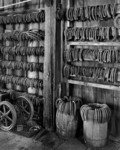 Wall of Horseshoes