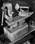 Anvil, Vise and Irons